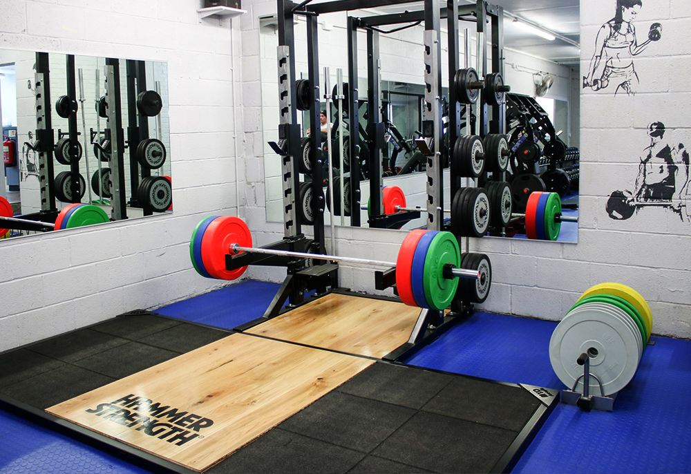 Ethro's Gym | Your friendly local gym in Ashbourne, Derbyshire